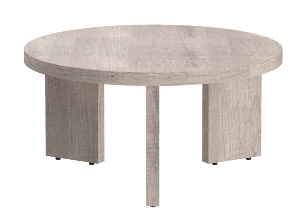 Журнальный стол Coffee Ø 80 cm KB-150403