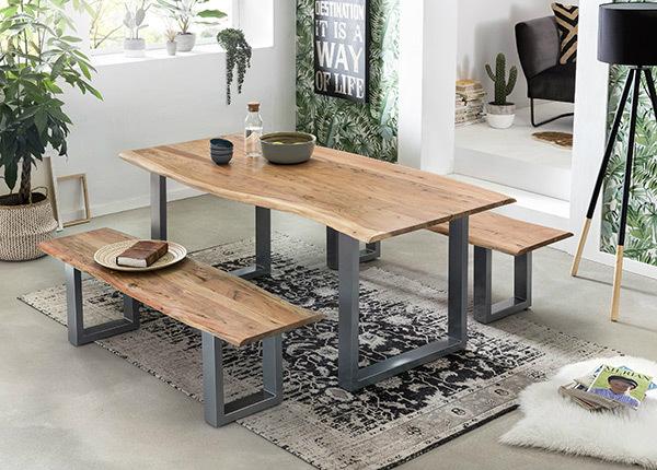 Ruokapöytä Tisch 80x140 cm AY-150649