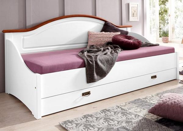 Кровать Konrad 90x200 cm LW-150797
