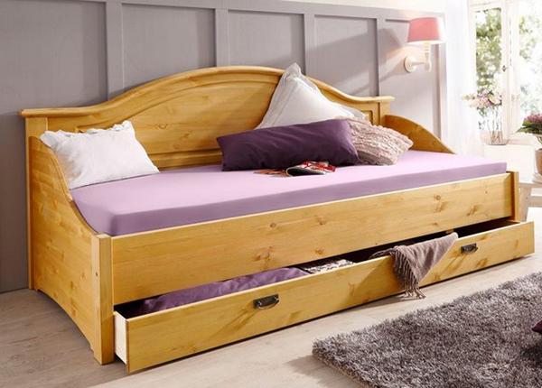 Кровать Konrad 90x200 cm LW-150843