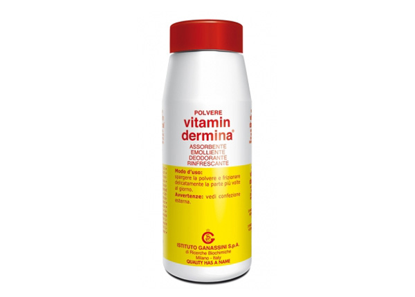 Vitamindermina talkki 2x100g