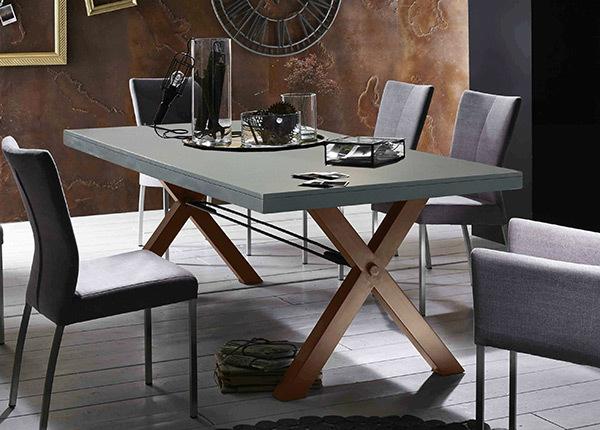 Ruokapöytä Tische 220x100 cm