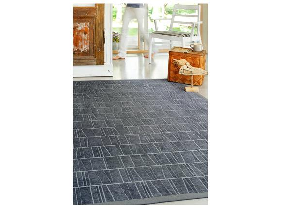 Narma smartWeave® vaip Kursi grey 140x200 cm