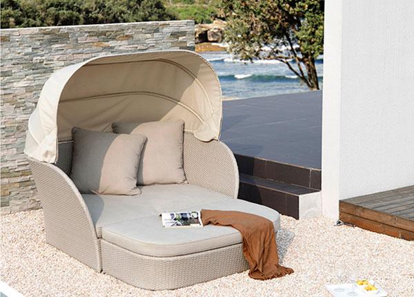Садовый диван Rosa навесом EV-151261