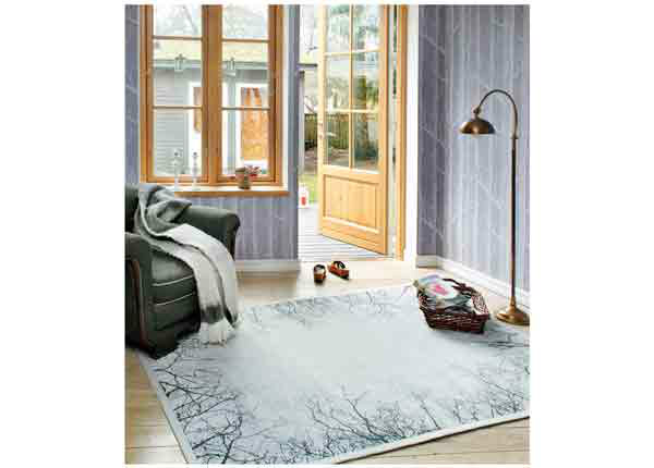 Narma smartWeave® vaip Puise silver 70x140 cm NA-151277