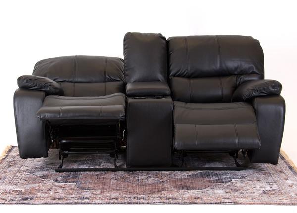 2-местный диван с механизмом подножки