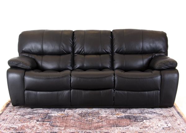 3-местный диван с механизмом подножки
