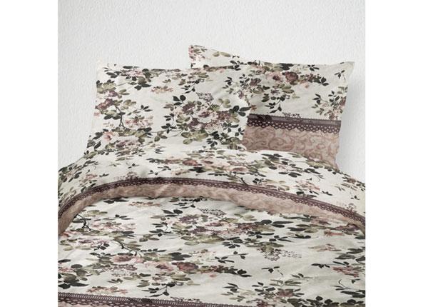 Satiinist voodipesukomplekt Flower 150x210 cm VO-151380