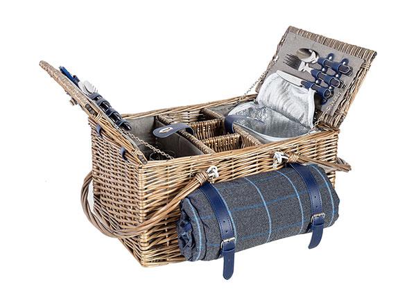 Piknikukorv 4-le Apollo