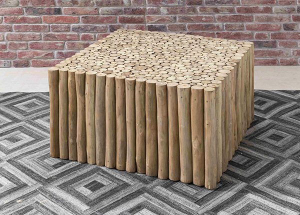 Журнальный стол Romanteaka 80x80 cm AY-151424