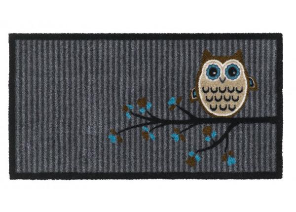 Uksematt Vision Owl 40x80 cm