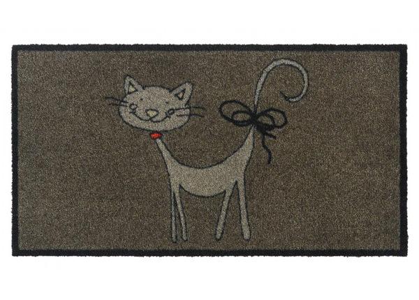 Uksematt Vision Cat 40x80 cm