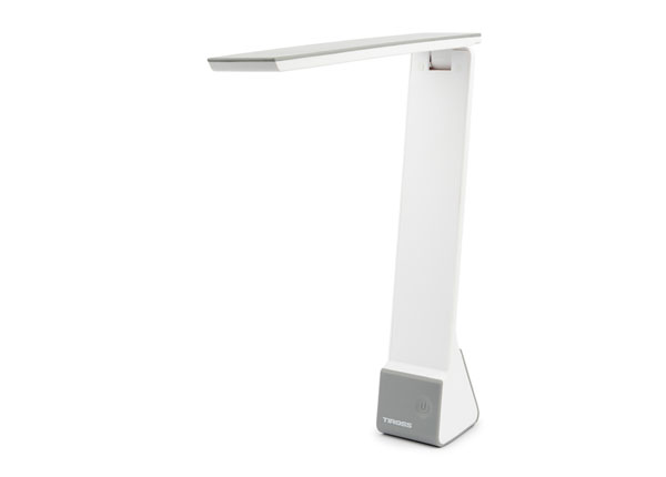 LED pöytävalaisin ladattava
