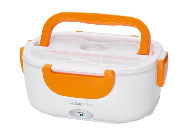 Контейнер для еды с подогревом Clatronic Lunchbox