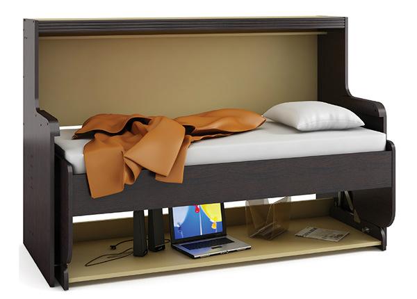 Laud-voodi 90x190 cm
