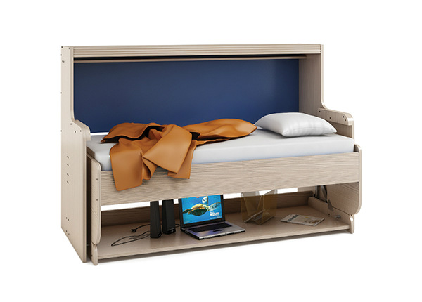Laud-voodi 90x190 cm AY-152195