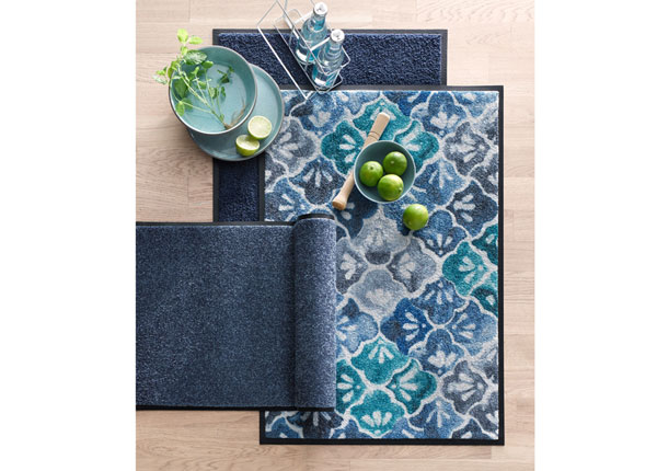 Matto Blue Ground 50x75 cm A5-152208