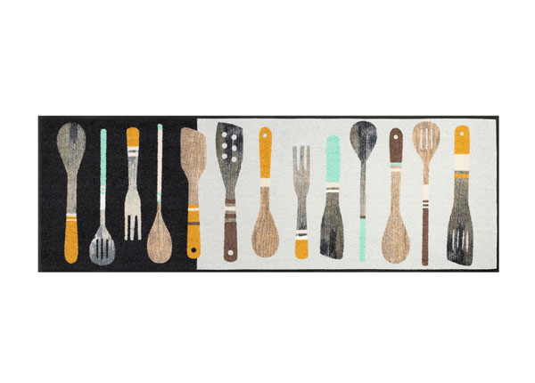 Ковер Cooking Tools 60x180 см