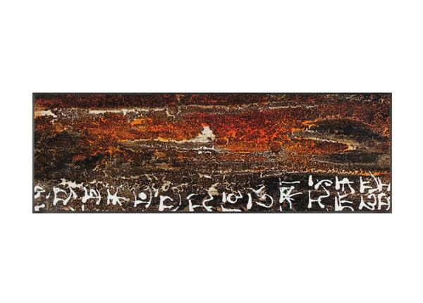 Matto Das Leben fasst Wurzeln 60x180 cm A5-152224