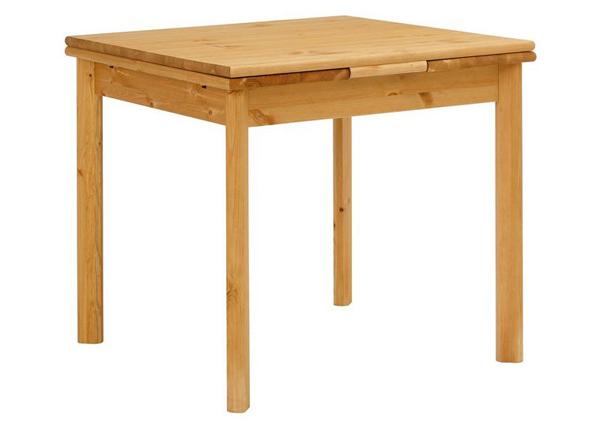 Удлиняющийся обеденный стол Tirza 80-140 cm