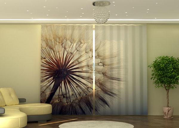 Полузатемняющая штора Amazing Dandelion 290x245 см ED-152331