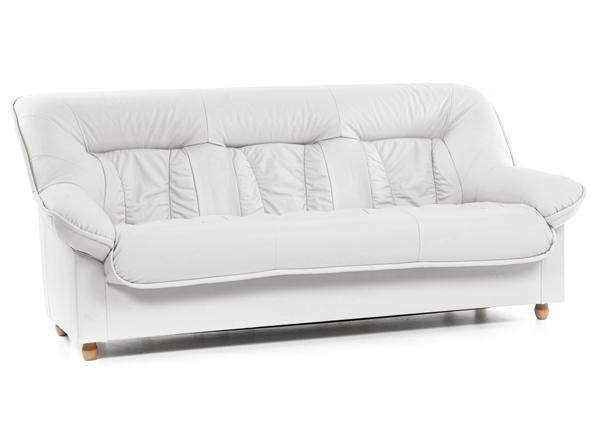 Кожаный 3-местный диван-кровать Spencer