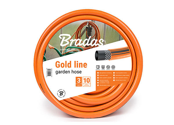 "Kasteluletku Bradas Gold Line 1"" PR-152404"