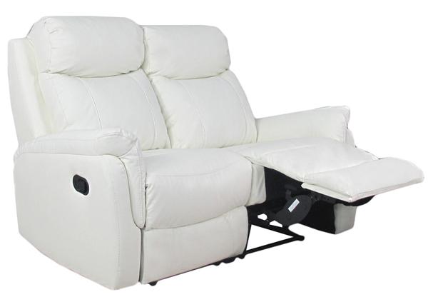 2-местный диван с механизмом подножки Victoria