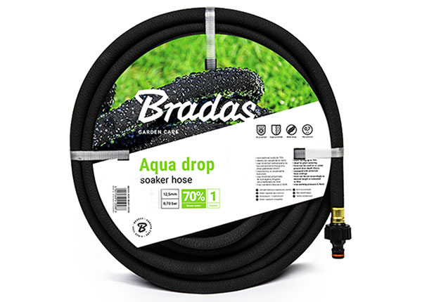 "Huokoinen Bradas Aqua-Drop 1/2"""
