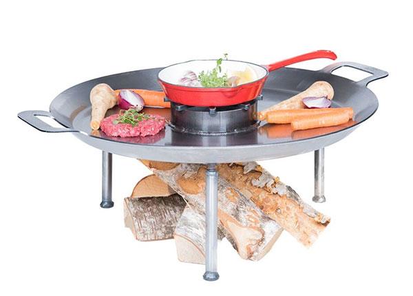 Комплекте для жарки на костре Wild Chef Ø 58 см