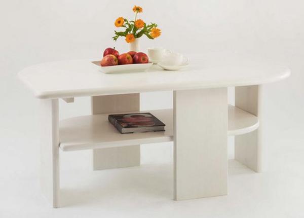 Sohvapöytä 125x76 cm