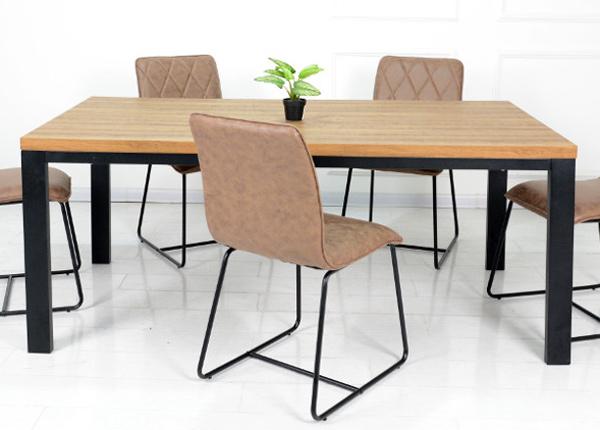 Ruokapöytä Aaron 200x90 cm