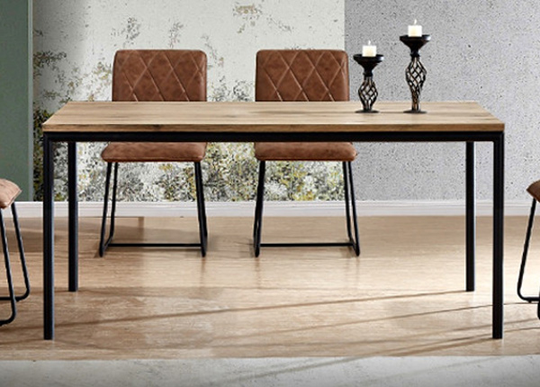 Ruokapöytä Mozes 160x90 cm AQ-152741