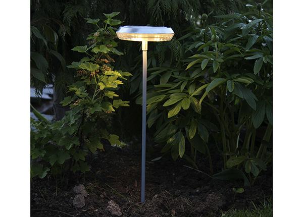 Puutarhavalaisin aurinkopaneelilla Ufo AA-153003