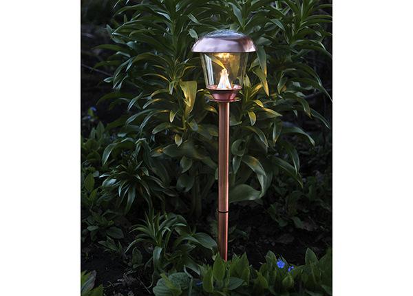 Puutarhavalaisin aurinkopaneelilla Napoli AA-153007