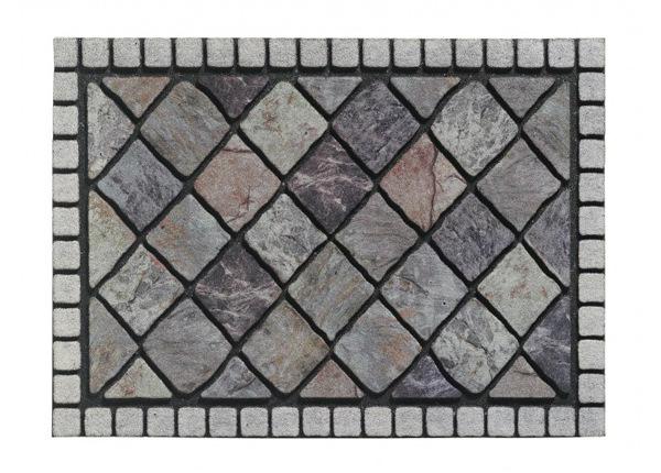 Uksematt Ecomat Stone 40x60 cm