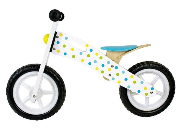 Puinen potkupyörä GB-153406