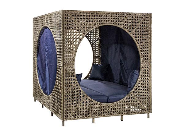 Садовый диван с навесом Cubic EV-153436