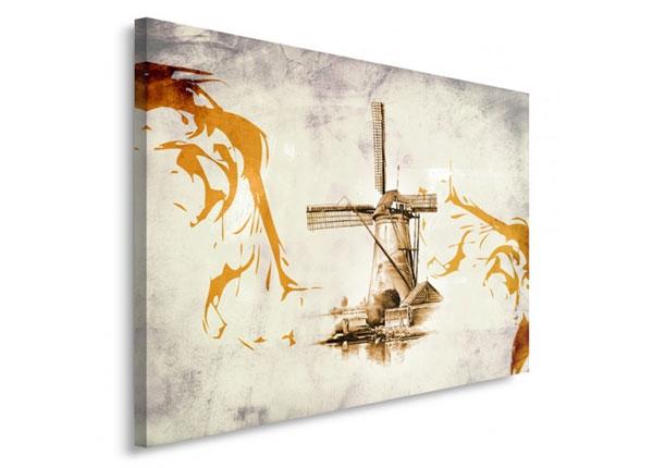 Seinätaulu Windmill 30x40 cm ED-153501