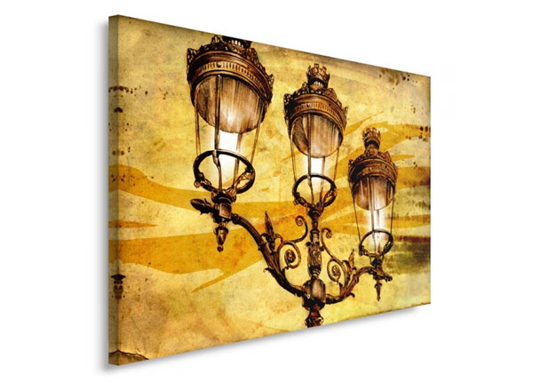 Seinätaulu Lantern 30x40 cm ED-153544