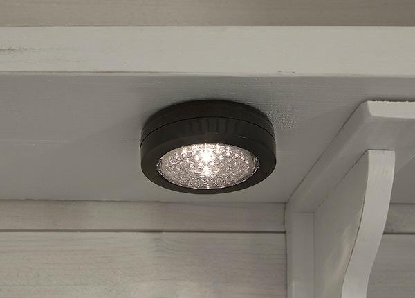 LED kohdevalaisin 3 kpl
