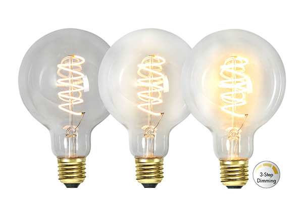 Декоративная LED лампочка E27 4 Вт AA-153721