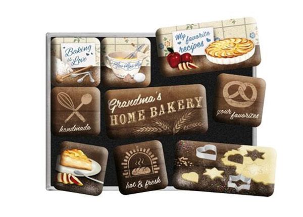 Magnetite komplekt Home Bakery 9 tk