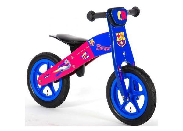 Детский деревянный беговой велосипед barcelona 12 дюймов Volare