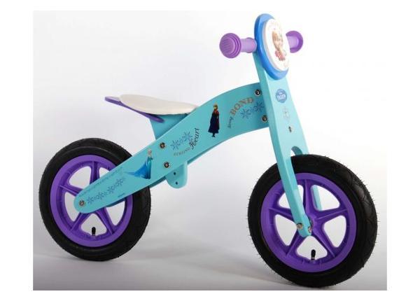 Детский деревянный беговой велосипед Disney Frozen 12 дюймов Volare