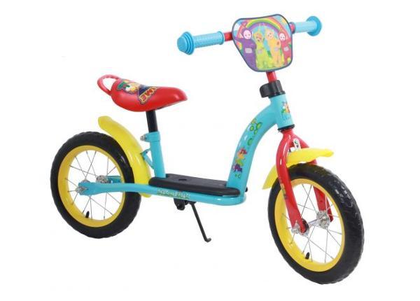 Jooksuratas lastele Teletubbies 2 balance bike 12 tolli