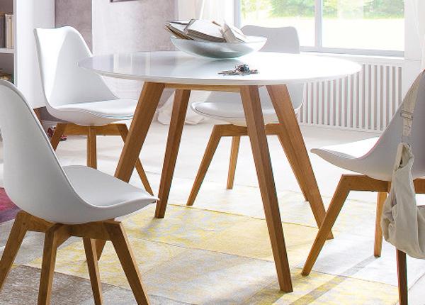 Ruokapöytä Bess Ø 110 cm AQ-154221