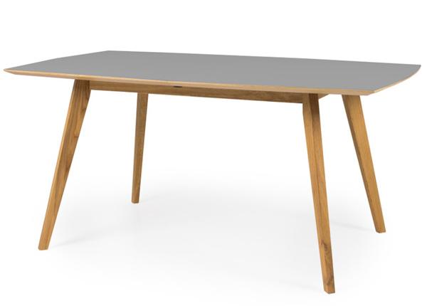 Jatkettava ruokapöytä Bess 160-205x95 cm AQ-154233