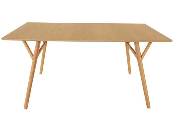 Ruokapöytä Edel 160x90 cm