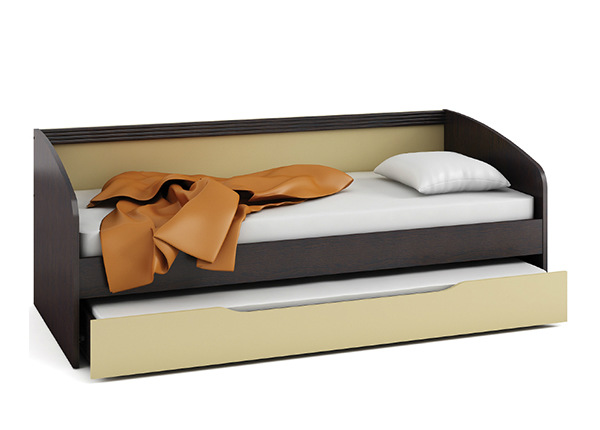 Кровать Dakota 90x200 cm AY-154381